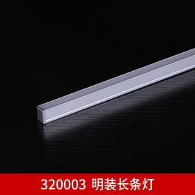 320003 明装长条灯 无光点M6(联系客服享受专属价)