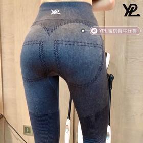 YPL蜜桃牛仔裤