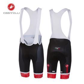 蝎子Castelli背带裤