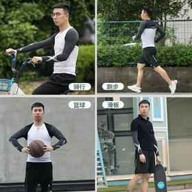 专业运动防晒丨洛克兄弟ROCKBROS男女防晒丨冰袖套袖丨出行健身