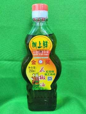 树上鲜花椒油250ml