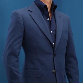 超高一片领意式时尚风格米兰袖衬衫