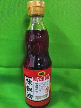 凤球唛辣椒油450ml