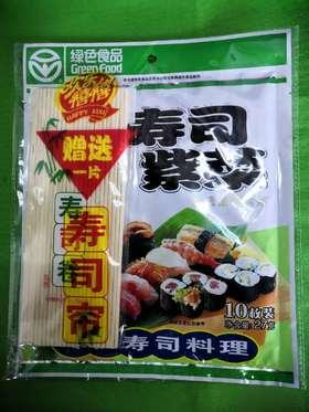 寿司紫菜27g(10枚装)
