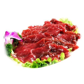 精品麻辣牛肉片 130g