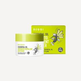 【3天内发货】BEGGI驱蚊精灵,植物精油配方,摆着就能驱蚊