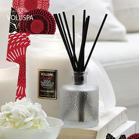 VOLUSPA 山茶花系列精油无火香薰 居家助眠必备情人节新年礼物