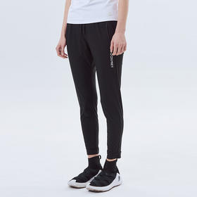 fooxmet风谜黑色新款弹力裤直筒宽松 显瘦显高休闲裤