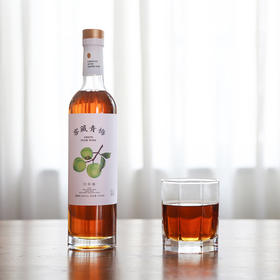 [ 窖藏青梅 十年陈]原果发酵 梅香四溢 500ml/瓶