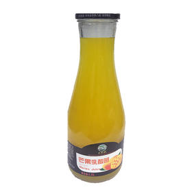长坂坡芒果汁  1.5L/瓶