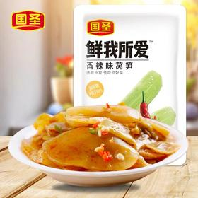 香辣味莴笋  108g/包