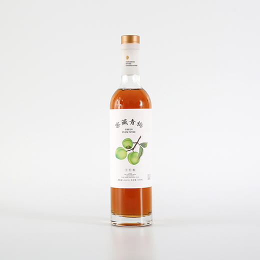 [窖藏青梅 十年陈]原果发酵 梅香四溢 500ml/瓶 商品图3