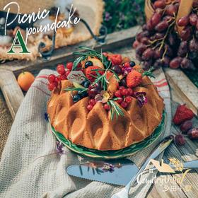 野餐磅蛋糕