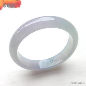 58.2mm冰糯种翡翠手镯