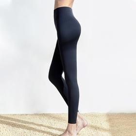 (欧阳娜娜推荐)Ubras轻软空气层打底裤高腰小脚紧身显瘦UF63902-01