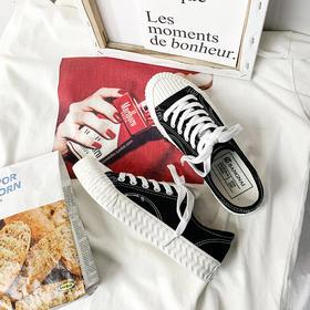 BNAI 韩版邦耐饼干鞋 帆布鞋 板鞋