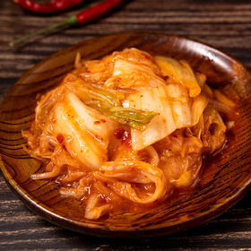 [韩式泡菜]酸甜微辣 清凉爽口 500g/包 3包装