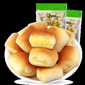 【79任选8件】小小面包250g/份(芝士味)