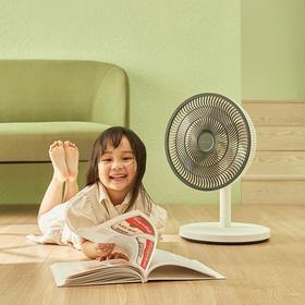 2020全新升级款【山间自然风 温感自动调节风速 】科西KEHEAL F3空气循环扇 智能温感 台式节能静音 优选