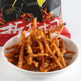 贵州特产油炸折耳根零食86g*5袋装套餐 共5种口味
