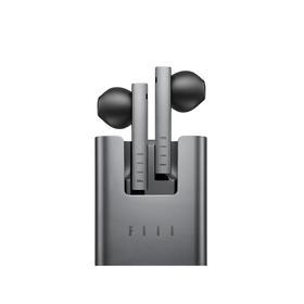 FIIL CC真无线蓝牙耳机半入耳挂耳式超长续航适用安卓苹果华为通用防水跑步单双耳麦塞