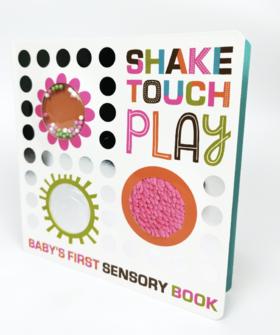 《Shake Touch Play》欧洲原装进口·故事纸板书