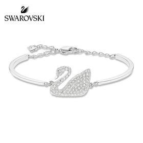 【为思礼】Swarovski施华洛世奇 ICONIC&SWAN系列 白天鹅 挚爱礼物 经典百搭
