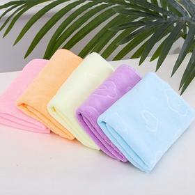 多功能家用清洁毛巾 颜色混搭 吸水力强 精工细作