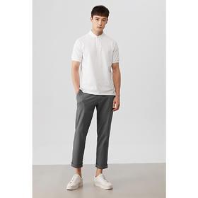 墨麦客男装2020春夏季新款纯棉翻领短袖T恤男士POLO衫体恤打底衫
