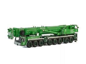 利勃海尔WSI Liebherr LTM1500 JAMEB JACK涂装绿色起重机模型车模1:50