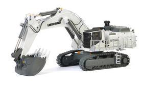 利勃海尔WSI Liebherr R9150 挖掘机合金模型车模1:50