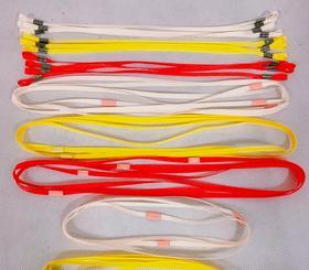 静态吊车模型专用彩扁吊装带 吊带 起重机吊带