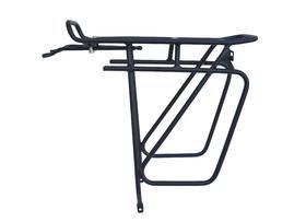 DARKROCK黑岩长途旅行自行车 铝合金不锈钢后货架 山地车货架行李架
