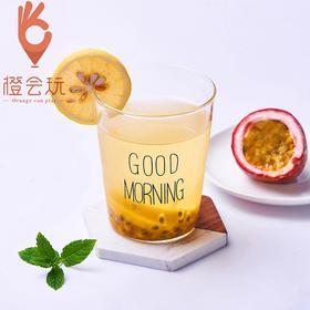 【现榨】 蜂蜜百香果茶
