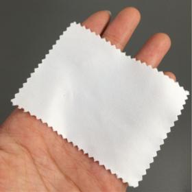 模型清洁擦布除尘纺织超细纤维白色吸水小棉布6*8cm