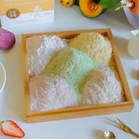 生活选集 果蔬面粉五种口味500g/盒