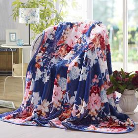 法兰绒毯-卡兰密语|优质面料  静享好睡眠【日用家居】