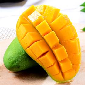 越南青玉芒果当季水果整箱10斤