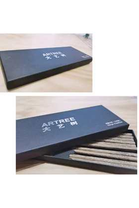 大艺树地板高端定制鸡木筷