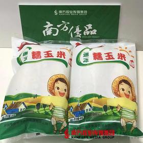 【珠三角包邮】速冻熟糯玉米 480g/包  10包/箱 (次日到货)