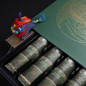 自然造物东方小长粽粽子礼盒端午礼手工特产礼品多口味青龙手作包