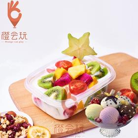 【冰淇淋果捞】五彩缤纷水果捞