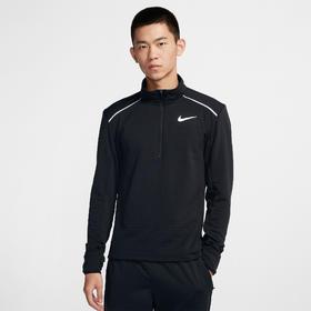 【特价】Nike耐克 Therma Element 3.0 男款半长拉链跑步长袖T恤