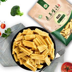 素养生活 腐竹段 黄豆 原浆腐竹 黄豆制品 素肉 火锅食材 凉拌 有机腐竹350g-874509