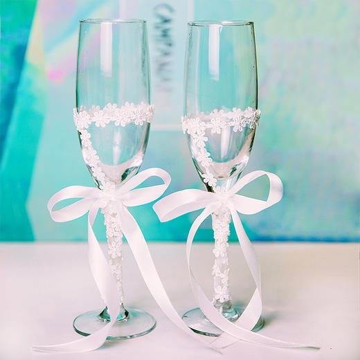 [卡裴娜梦幻微醺礼盒]卡裴娜利口酒 700ml*2瓶(两种组合可选)+蕾丝蝴蝶高脚杯*2 商品图5