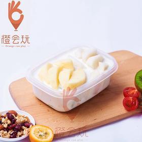 【水果捞】苹果+梨水果捞