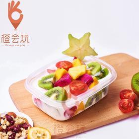【水果捞】 五彩缤纷酸奶水果捞