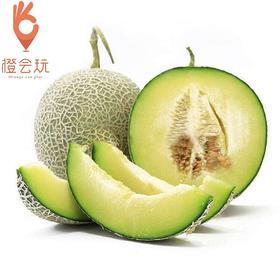 【果切】台湾林师傅口口蜜 网纹瓜