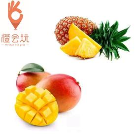 【双拼】凤梨+芒果 250g