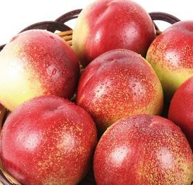 脆甜陕西新鲜油桃农家桃子比水蜜桃黄桃甜应当季孕妇水果非蟠血桃